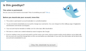 Can You Restore a Deleted Twitter Account?