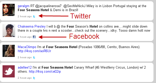 How To: Search Twitter and Facebook At The Same Time