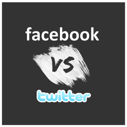 Facebook Versus Twitter in Business