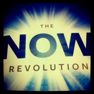 Is The Now Revolution Book for you? My personal review