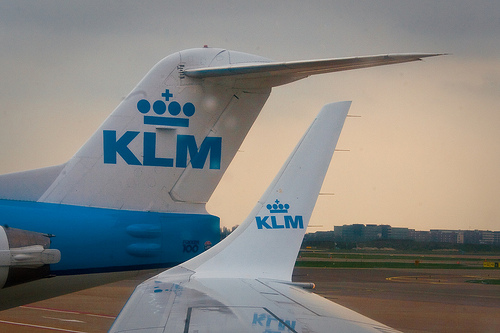KLM continues to surprise users on Twitter