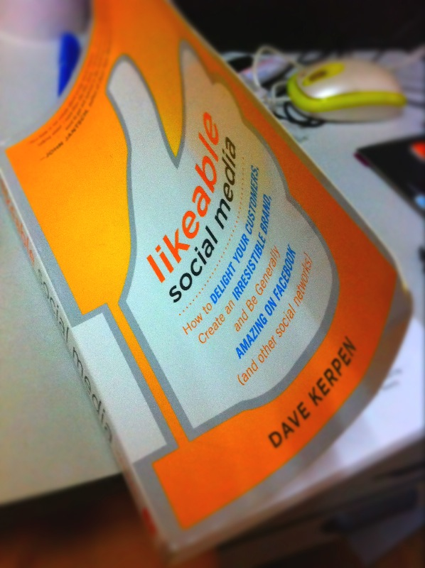 Likeable Social Media book review by @DaveKerpen