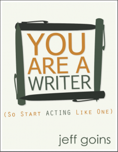 You are a writer