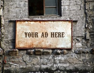 How to: Find advertisers for your blog