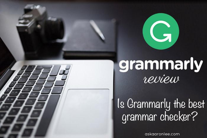 Grammarly Review: Best Online Grammar Checker?