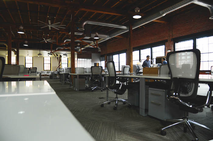 Turn Your Next Office Move Into A Competitive Advantage