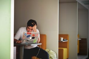 Out Of Touch: Is Workplace Tech Stressing You Out?