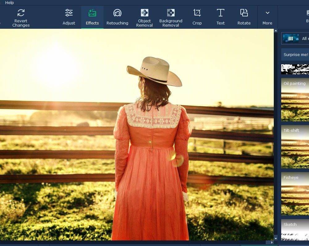 Movavi photo editor – A spontaneous way of editing photos