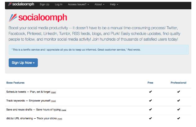 socialoomph vs agorapulse